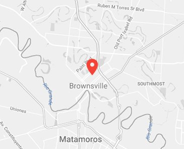 Brownsville Map