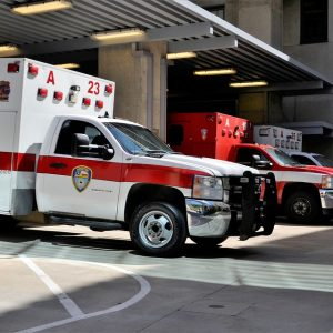 Needville, TX – Ambulance Accident On Zamanek Road Results In Injuries