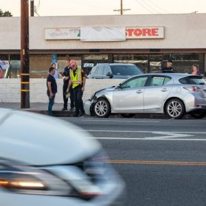 Houston, TX – 4 Injured in 3-Vehicle Accident on SH 6