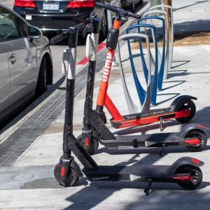 Austin, TX – Man Injured in Scooter Accident on Enfield Rd
