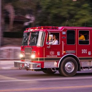 Joshua, TX – Two Injured in Fire off County Rd 912